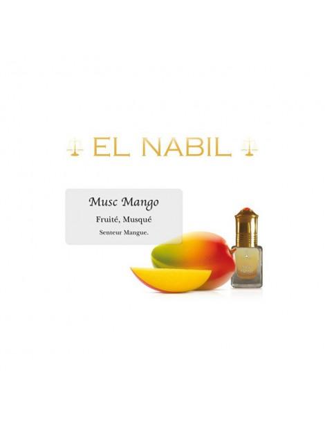 musc el nabil mango