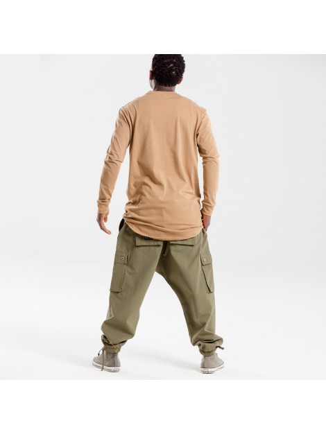 Saroual dc jeans battle usual fit kaki