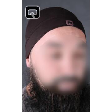 bonnet qaba'il marron