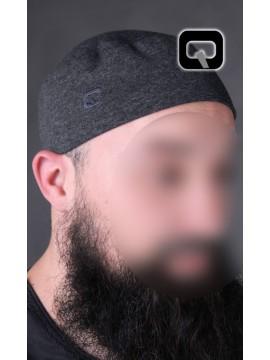 chachia qaba'il gris foncé