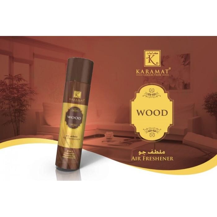 Désodorisant Maison Wood