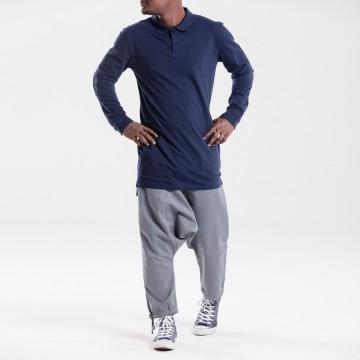 Saroual dc jeans gris clair
