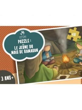 """Puzzle les 5 piliers de l'islam """" ramadan"""""""