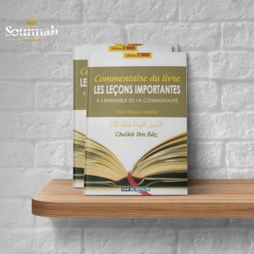 Commentaire du livre les leçons importantes à l'ensemble de la communauté