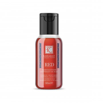 Aseptisant main red
