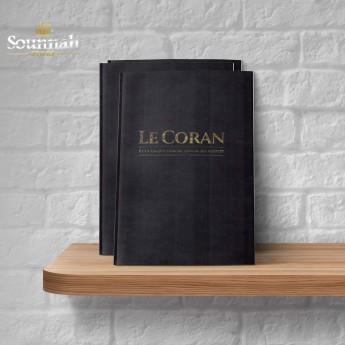 Coran en français éditions tawbah