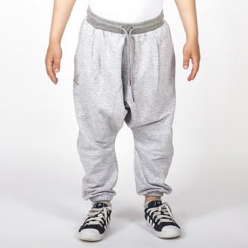 saroual enfant jogging gris